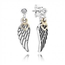 Pandora Jewelry Love & Guidance Drop Earrings-Clear CZ 290583CZ