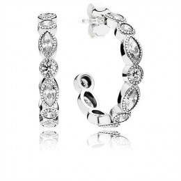 Pandora Jewelry Alluring Brilliant Marquise-Clear CZ 290724CZ