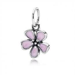Pandora Jewelry Cherry Blossom Pendant-Pink Enamel 390347EN40