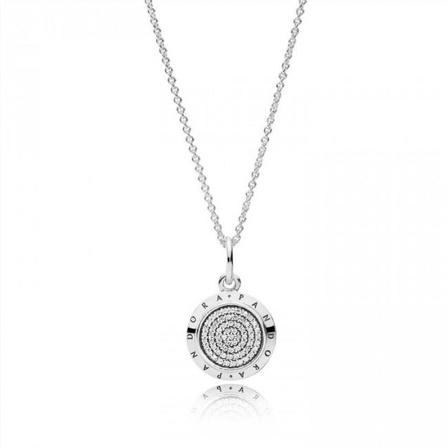 Pandora Jewelry Jewelry Signature Necklace 390375CZ