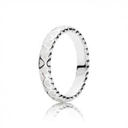 Pandora Jewelry Abundance of Love Ring-Silver Enamel 190975EN23