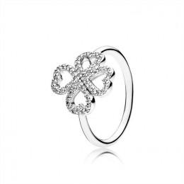 Pandora Jewelry Petals of Love Ring-Clear CZ 190978CZ