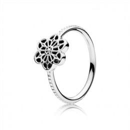 Pandora Jewelry Jewelry Floral Daisy Lace Ring 190992